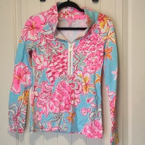 Lily Pulitzer pullover hoodie